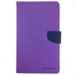 """""""Mercury"""" Fancy atvēramais maciņš - violeta (Galaxy Tab Pro 8.4)"""