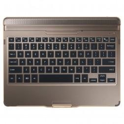 """""""Samsung"""" BT Keyboard Cover bezvadu tastatūra - futrālis, bronza (Galaxy Tab S 10.5)"""