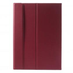 Atvēramais futrālis - sarkans (Galaxy Tab S 10.5)