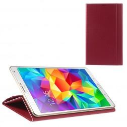 """Smart Case"" atvēramais maciņš - sarkans (Galaxy Tab S 8.4)"