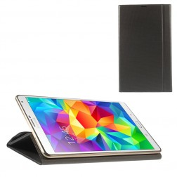 """""""Smart Case"""" atvēramais maciņš - brūns (Galaxy Tab S 8.4)"""