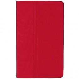 Klasisks atvēramais futrālis - sarkans (Galaxy Tab S 8.4)