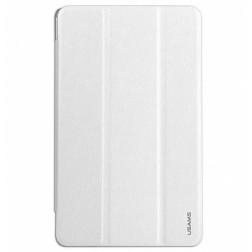 """""""Usams"""" atvēramais futrālis - balts (Galaxy Tab S 8.4)"""