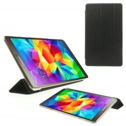 Atvēramais futrālis - melns (Galaxy Tab S 8.4)