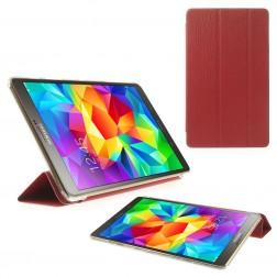 Atvēramais futrālis - sarkans (Galaxy Tab S 8.4)