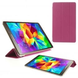 Atvēramais futrālis - rozs (Galaxy Tab S 8.4)
