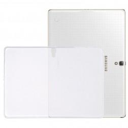 Cieta silikona (TPU) apvalks - dzidrs (Galaxy Tab S 10.5)