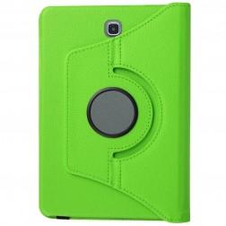 Atvēramais maciņš (360°) - zaļš (Galaxy Tab S2 8.0)
