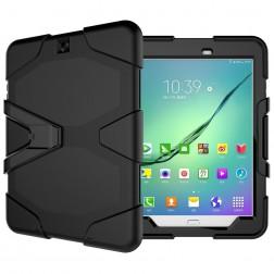 Pastiprinātas aizsardzības apvalks - melns (Galaxy Tab S2 9.7 / Galaxy Tab S2 VE 9.7)