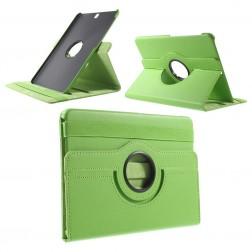 Atvēramais maciņš (360°) - zaļš (Galaxy Tab S2 9.7 / Galaxy Tab S2 VE 9.7)