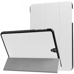 Atvēramais maciņš - balts (Galaxy Tab S3 9.7)