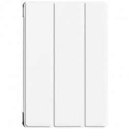 Atvēramais maciņš - balts (Galaxy Tab S4 10.5)