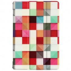 """""""Pattern"""" atvēramais maciņš (Galaxy Tab S4 10.5)"""