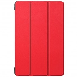 Atvēramais maciņš - sarkans (Galaxy Tab S5e)