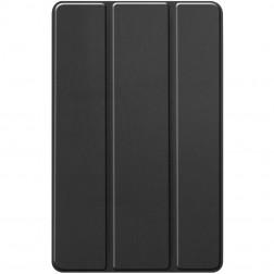 Atvēramais maciņš - melns (Galaxy Tab S6 Lite 10.4)