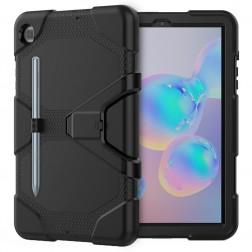 Pastiprinātas aizsardzības apvalks - melns (Galaxy Tab S6 Lite 10.4)