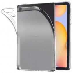 Cieta silikona (TPU) apvalks - dzidrs (Galaxy Tab S6 Lite 10.4)