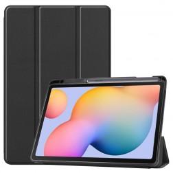 """""""Stylus"""" atvēramais maciņš - melns (Galaxy Tab S6 Lite 10.4)"""