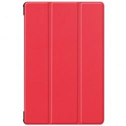 Atvēramais maciņš - sarkans (Galaxy Tab S6 10.5)