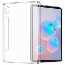 Cieta silikona (TPU) apvalks - dzidrs (Galaxy Tab S6 10.5)