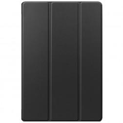 """Atvēramais maciņš - melns (Galaxy Tab S7+ 12.4"""")"""
