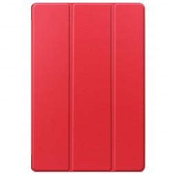 "Atvēramais maciņš - sarkans (Galaxy Tab S7+ 12.4"")"