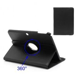Klasiskais 360° atvēramais futrālis - melns (Tab 3 10.1)