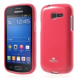 """Mercury"" apvalks - rozs (Galaxy Trend Lite)"