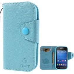 """""""MLT"""" atvēramais maciņš - zils (Galaxy Trend Lite)"""