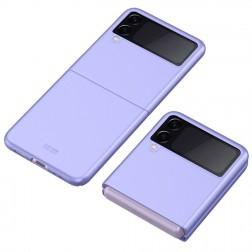 """GKK"" Creative plastmasas apvalks - violeta (Galaxy Z Flip3)"
