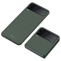 """GKK"" Creative plastmasas apvalks - zaļš (Galaxy Z Flip3)"