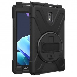 Pastiprinātas aizsardzības apvalks - melns (Galaxy Tab Active 3 8.0)