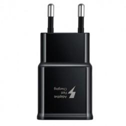 """Samsung"" Fast Charge EP-TA200 sienas lādētājs (2 A) - melns"