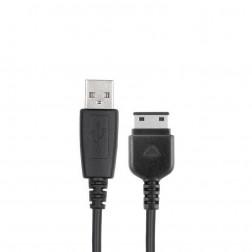 """Samsung"" USB vads - melns (80 cm., S20-pin)"