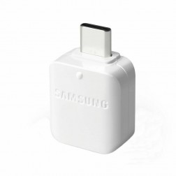 """Samsung"" Type-C OTG adapteris - balts"