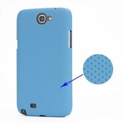 Plastmasas apvalks - gaiši zils (Galaxy Note 2)