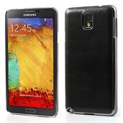 """Crazy Horse"" futrālis - melns (Galaxy Note 3)"