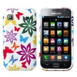 Cieta silikona - krāsains (Galaxy S)