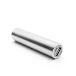 ārējais akumulators - sudraba (1600 mAh)