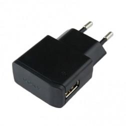 """""""Sony"""" tīkla lādētājs - melns (0.85 A)"""