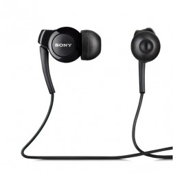 """Sony"" MH-EX300 austiņas - melnā"