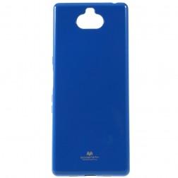 """""""Mercury"""" apvalks - tumši zils (Xperia 10 Plus)"""