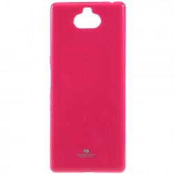 """""""Mercury"""" apvalks - tumši rozs (Xperia 10 Plus)"""