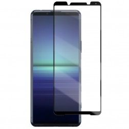 """Mocolo"" Tempered Glass ekrāna aizsargstikls 0.26 mm - melns (Xperia 5 II)"
