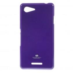 """""""Mercury"""" apvalks - violeta (Xperia E3)"""