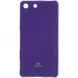 """""""Mercury"""" apvalks - violeta (Xperia M5)"""