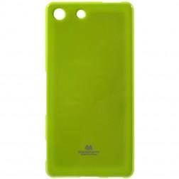 """Mercury"" apvalks - zaļš (Xperia M5)"
