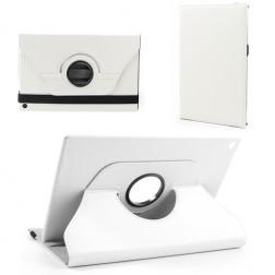 Klasiskais 360° atvēramais futrālis - balts (Xperia Tablet Z)