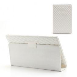 Stilīgs atvērams futrālis - balts (Xperia Tablet Z)