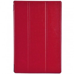 Atvēramais futrālis - sarkans (Xperia Tablet Z2)